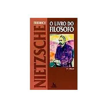 O Livro do Filósofo - Nietzsche, Friedrich - 9788588208094
