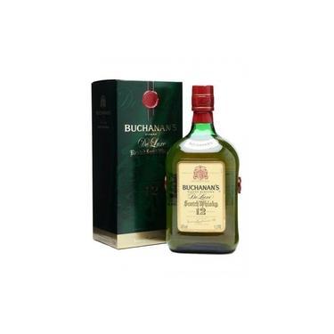 Whisky Buchanans 12 Anos 1 Litro