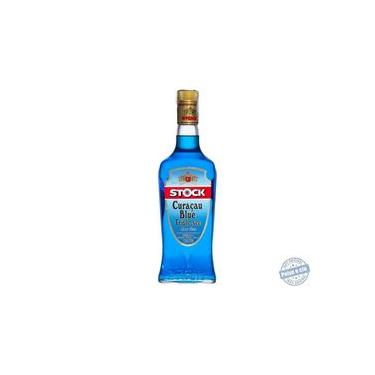Licor Stock Curaçau Blue Triple Sec 720ml