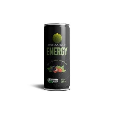 Energético Orgânico Organique 269ml