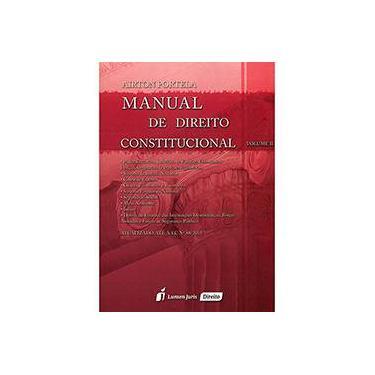 Manual de Direito Constitucional - Vol. II - Portela, Airton - 9788584403394