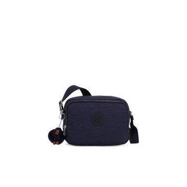 Bolsa Transversal Silen Kipling Active Blue Azul Marinho K7012917N