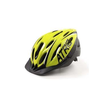 Imagem de Capacete Ciclismo Bike Mtb Atrio Tamanho G Verde Neon Bi169