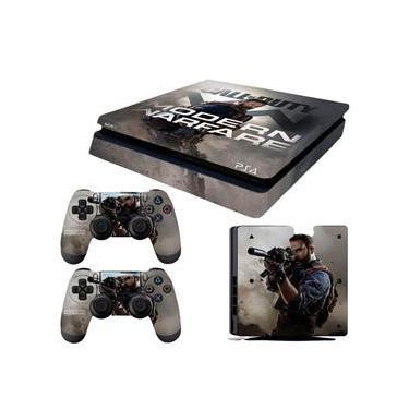 Skin Ps4 Slim - Cod Modern Warfare