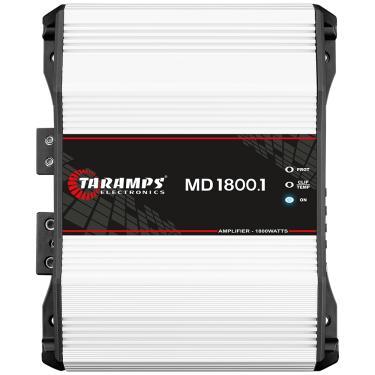 Módulo Taramps Md 1800.1 1800w Amplificador Automotivo Modulo Taramps Md 1800.1 2 Ohms 1800w Amplificador Automotivo