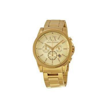 025792e1715 Relógio Masculino Armani Exchange Smart Modelo AX2099 A prova d  água
