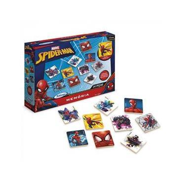 Imagem de Jogo da Memória Homem-Aranha Ultimate - Xalingo