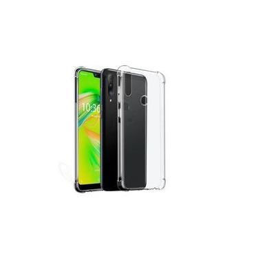 Capa Anti Impacto Zenfone Max Plus M2 Max Shot Zb634kl R&M ACESSÓRIOS