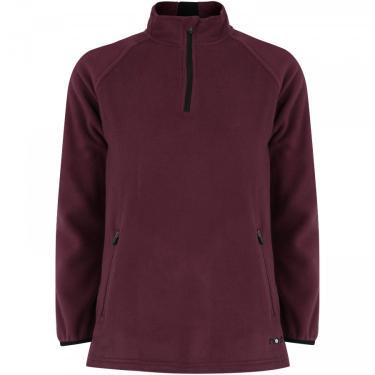 Blusa de Frio Fleece Nord Outdoor Bicolor - Feminina Nord Outdoor Feminino
