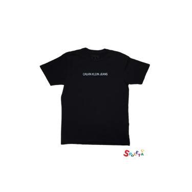 Camisa Infantil Masculina Calvin Klein