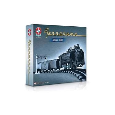 Imagem de Brinquedo Trem Ferrorama Modelo Xp 300 Original Da Estrela