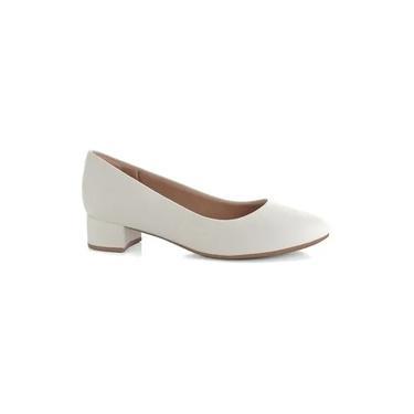 Imagem de Sapato Feminino Piccadilly S/ Baixo Conforto 140110 Branco