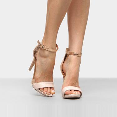 d5eb55476 Sandália R$ 79 a R$ 500 Tanara | Moda e Acessórios | Comparar preço ...