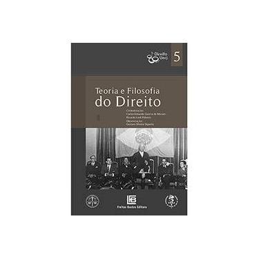 Teoria e Filosofia do Direito - Coleção Direito UERJ - Vários Autores - 9788579872334