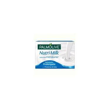 Sabonete Palmolive Nutri-Milk 85g Cx
