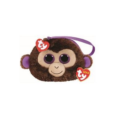 Imagem de Bolsa Porta Treco de Pelucia Ty Gear Macaco Coconut 4570