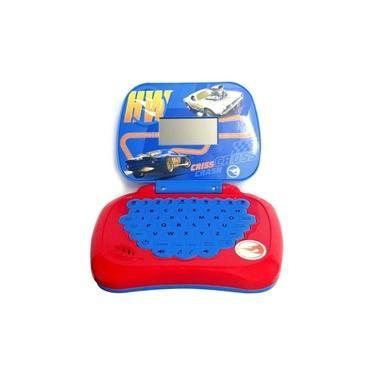 Imagem de Laptop Infantil Eletrônico - Bilíngue - Hot Wheels - Candide