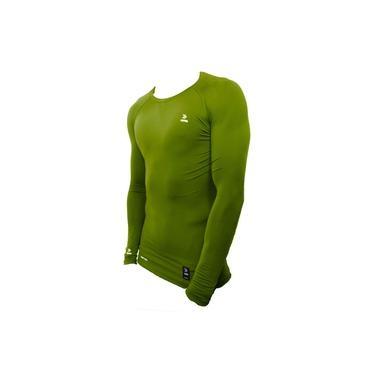 Camisa de compressão térmica United Pro Proteção Solar FPU50+ Manga Longa Rash Guard