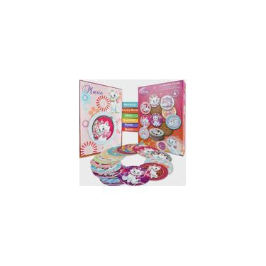 Imagem de Coleção Jogo da Memória + 5 Jogos Marie Disney Cookies Toyster
