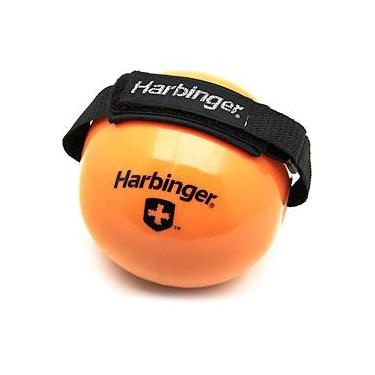Bola Fitness de Peso c/ Faixa 6lb 2,7kg Laranja - Harbinger