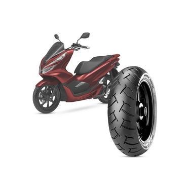 Pneu Moto PCX 150 Pirelli Aro 14 100/90-14 57P Traseiro Diablo Scooter