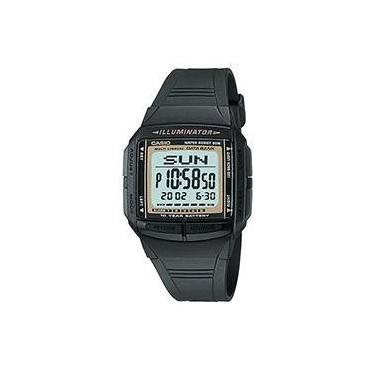 81f808ff2b2 Relógio Masculino Casio Digital Vintage DB-36-9AVDF