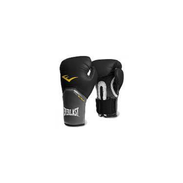 Luva Boxe Everlast Pro Style Elite Training 16 Oz Preta 5e4af114f15fc