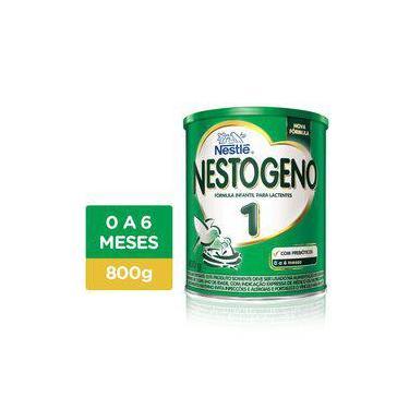 Imagem de Leite Em Pó Nestogeno 1 800g - Nestlé - Nutrição Infantil -