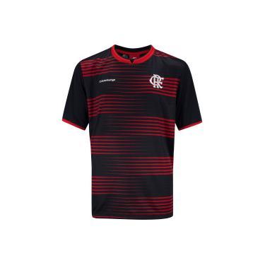 Camiseta do Flamengo Ray 19 - Infantil Braziline Unissex