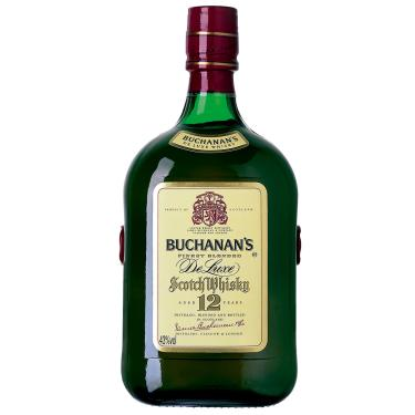 Whisky Buchanan's De Luxe 12 Anos 1 Litro