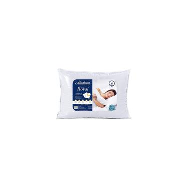 Imagem de Travesseiro Royal Branco 180 Fios 50 cm x 70 cm
