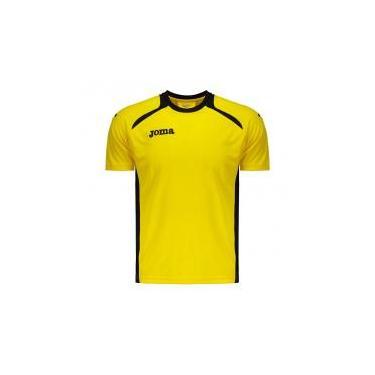Camisa Joma Record Amarela - M f853238116410