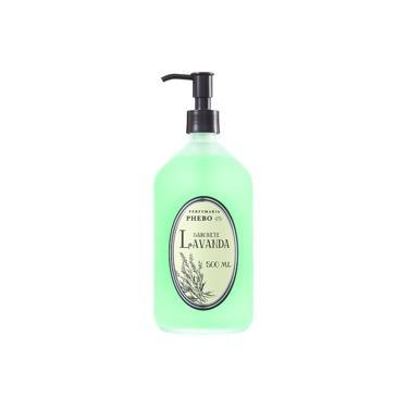 Perfumaria Phebo Lavanda - Sabonete Líquido 500ml