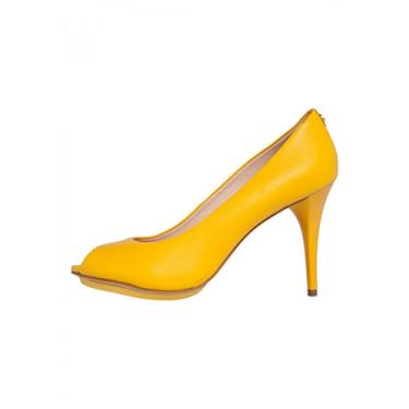 Sapato Peep Toe Jorge Bischoff J30027016