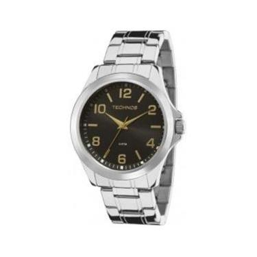 db5b1d06f0e Relógio Analógico Technos Masculino Classic - Steel 2115KSK 1C