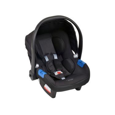 Bebê Conforto Burigotto Touring X Preto Suporta De 0 A 13 Kg