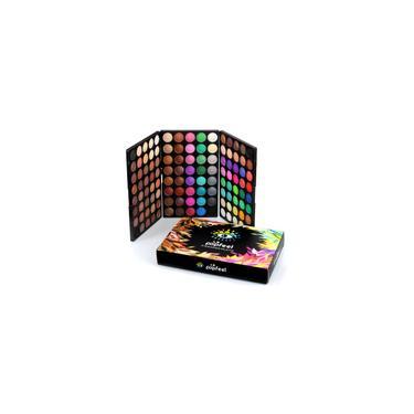 Imagem de Professional Natural Fashion 120 cores Super Light Sombra Paleta de Maquiagem Cosméticos Beleza Ferramenta Jogo da sombra