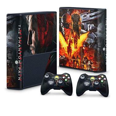 Skin Adesivo para Xbox 360 Super Slim - Metal Gear Solid 5: The Phantom Pain