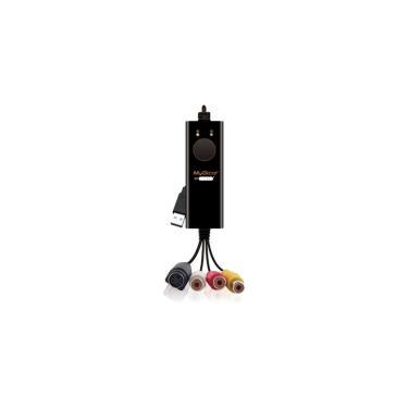 USB Captura de Video Mygica EzGrabber 2 - Gravação por Video Componente ou S-Video