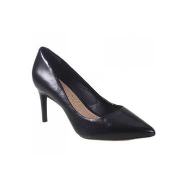 Sapato Scarpin Uza Couro J14H364B0001
