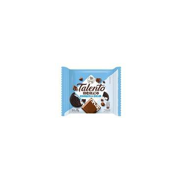 Chocolate Talento Cookies & Crea Garoto 90G