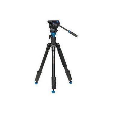 Imagem de Tripé Benro Aero 4 A2883FS4 e Monopé Kit para Filmadora