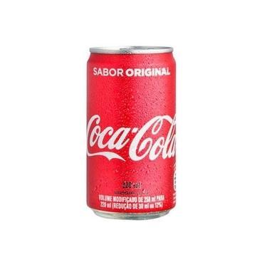Coca Cola Lata 220ml