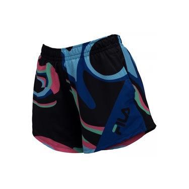 Shorts Fila Summer Deep Colors - Feminino