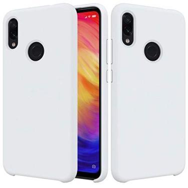 Capa de protecão Deekite para Xiaomi Redmi Note 7 - Branco - 62