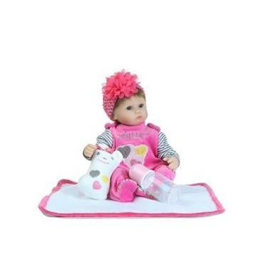 Boneca Reborn Violetta Baby Nurse - Bebe Reborn