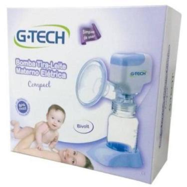 Bomba Tira-Leite Materno Eletrica Compact G-Tech