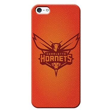 Capinha de Celular NBA - Iphone 5 5S SE - Charlotte Hornets - NBAC04