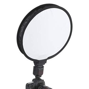 Imagem de Difusor Softbox, Difusor Flash 40cm, para Fotografia Acessórios Difusores de Iluminação Suprimentos Fotográficos Acessórios para Flash para Câmera