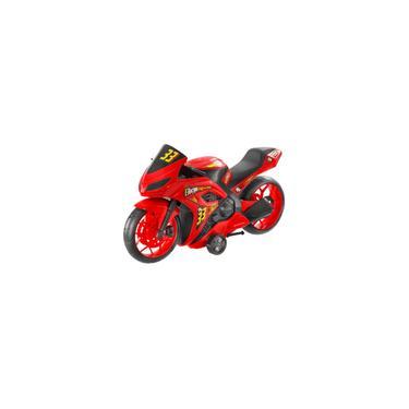 Imagem de Bs toys - Game Line - Moto E-Racing - Vermelho